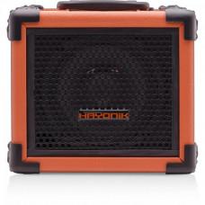 CAIXA MULTIUSO HAYONIK 20W BLUETOOTH/USB/SD/FM IRON 80 LARANJA