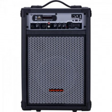CAIXA MULTIUSO HAYONIK 60W BLUETOOTH/USB/SD/FM IRON 400 PRETA
