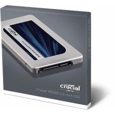 SSD CRUCIAL 2TB MX300 CT2050MX300SSD1 3D NAND LEITURA 530MB/S GRAVAÇÃO 510MB/S