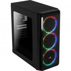 Gabinete AEROCOOL Gamer Mid Tower SI-5200 Preto