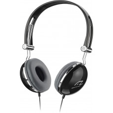 FONE DE OUVIDO MULTILASER HEADPHONE VIBE PRETO DESIGN RETRÔ P2 - PH053