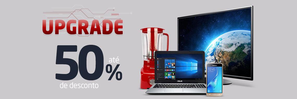 Upgrade 50 %